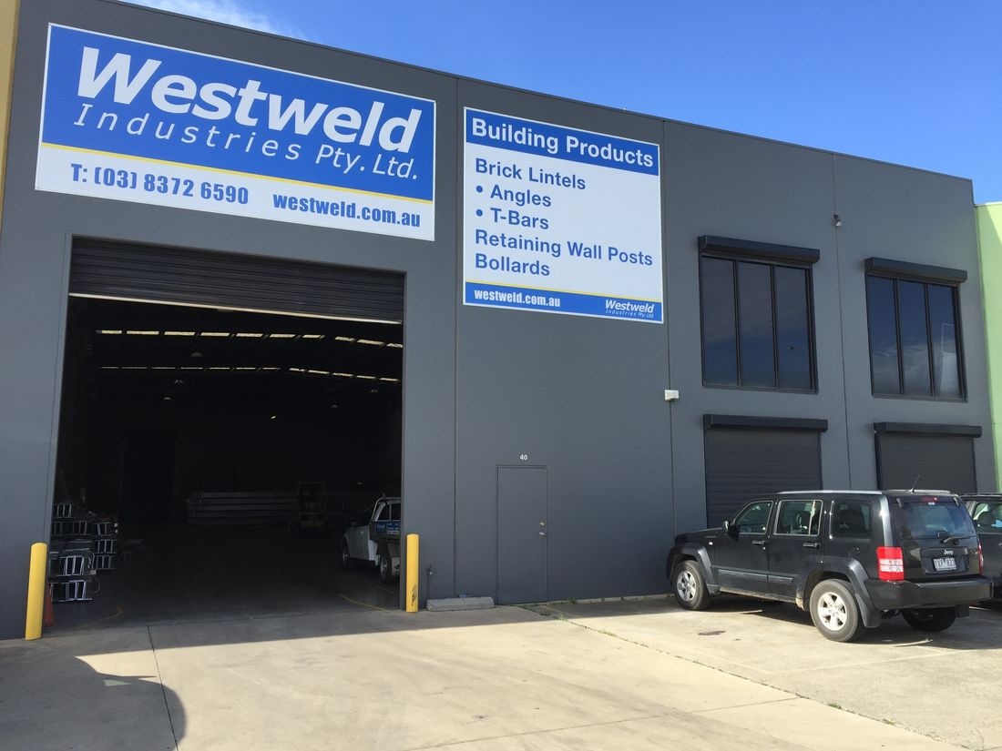 Westweld Warehouse