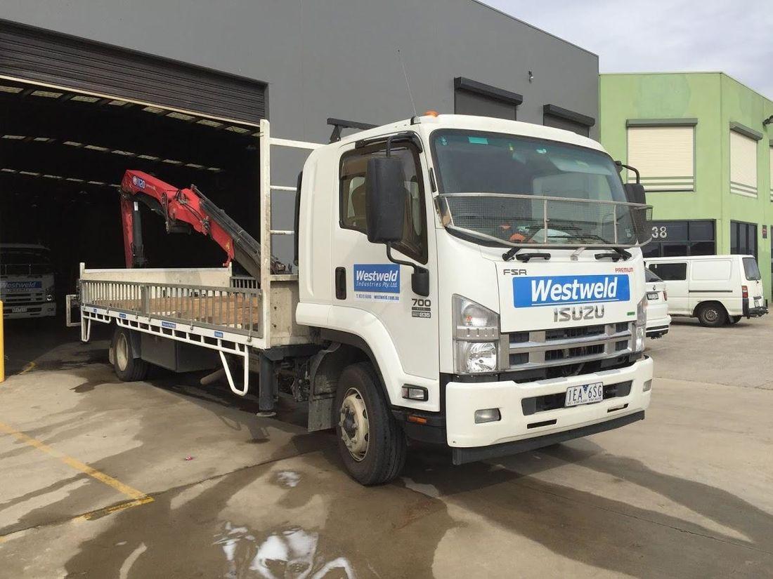 Westweld truck